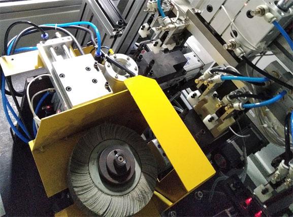 電機換向器自動化視覺檢測系統-內景拋光圖